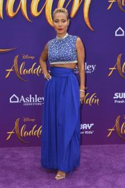 Jada Pinkett Smith - 'Aladdin' Premiere in Los Angeles