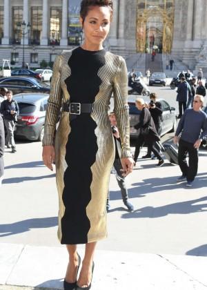 Jada Pinkett Smith - Guy Laroche Fashion Show 2016 in Paris