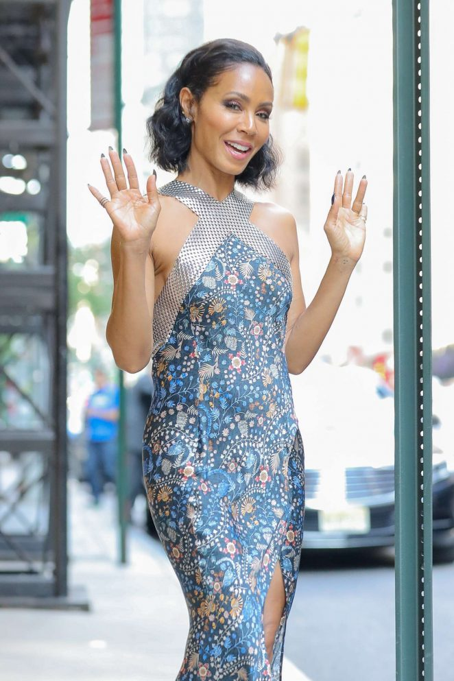 Jada Pinkett Smith heading to 'The Tonight Show Starring Jimmy Fallon' in NYC