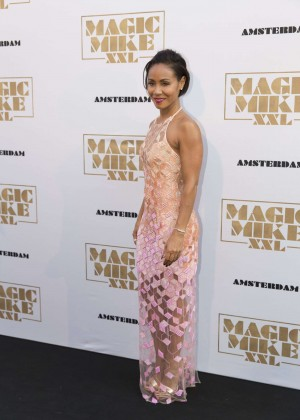 Jada Pinkett Smith - 'Magic Mike XXL' Premiere in Amsterdam