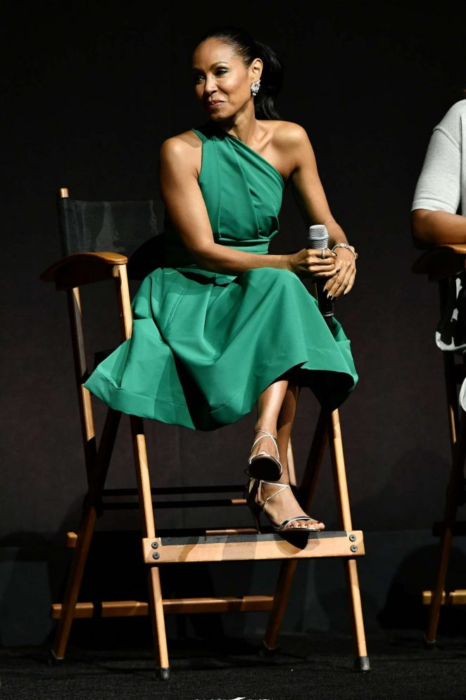 Jada Pinkett Smith - Universal Pictures Presentation at ...