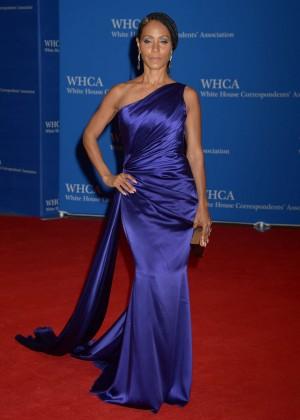 Jada Pinkett Smith - White House Correspondents Dinner in Washington