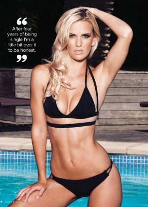 Jade Albany - Maxim Australia Magazine (April 2015)