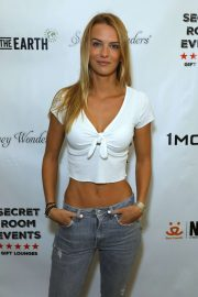 Jade Albany - Secret Room Events held at the InterContinental in Los Angeles