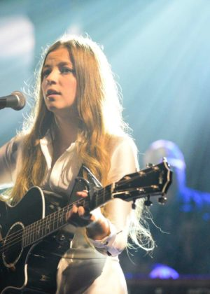 Jade Bird on 'The Late Show with Stephen Colbert' in New York