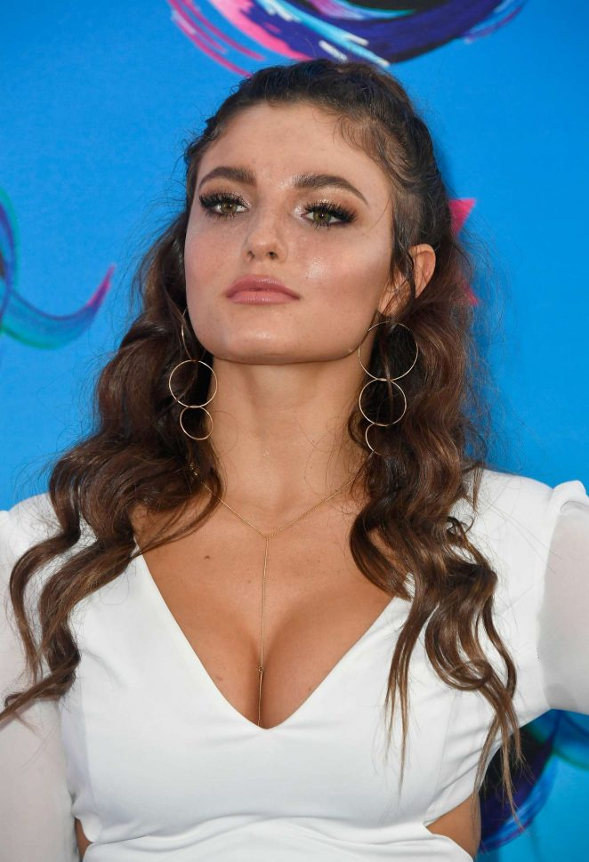 Jade Chynoweth - 2017 Teen Choice Awards in Los Angeles