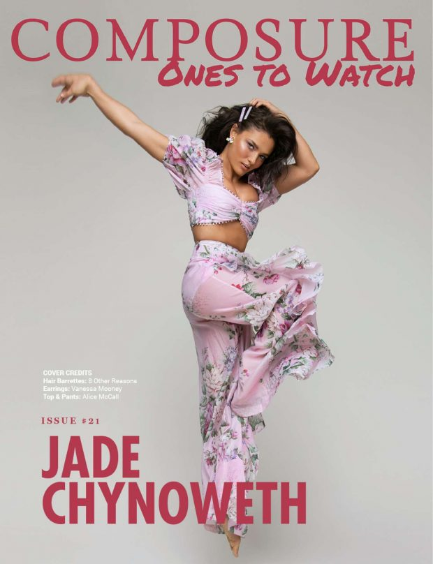 Jade Chynoweth - Composure Magazine (May 2019)