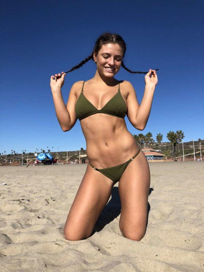 Jade Chynoweth in Bikini - Social Media Photos