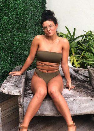 Jade Chynoweth in Bikini - Social Media Pics