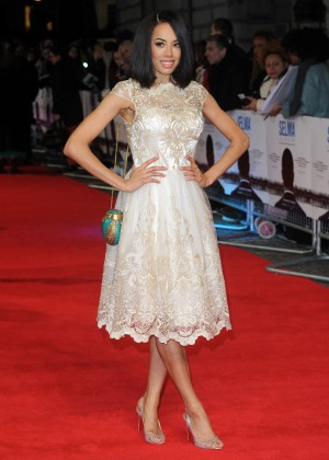"Jade Ewen - ""Selma"" Premiere in London"