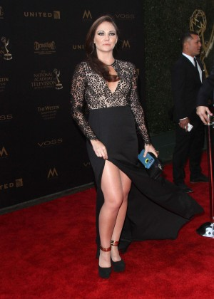 Jade Harlow - 2016 Daytime Creative Arts Emmy Awards in Los Angeles
