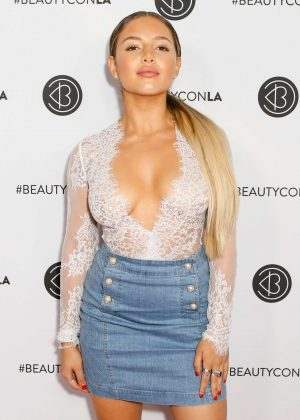 Jade Kendle - 5th Annual Beautycon LA Convention Center in LA