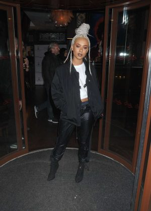 Jade Laurice - Curves modeling Agency Party in London