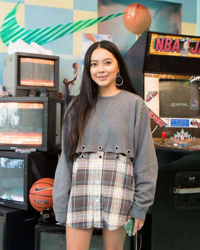 Jade Munster - Revolve x Nike 'The 1s Reimagined' Party in LA