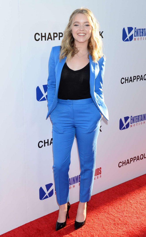 Jade Pettyjohn - 'Chappaquiddick' Premiere in LA