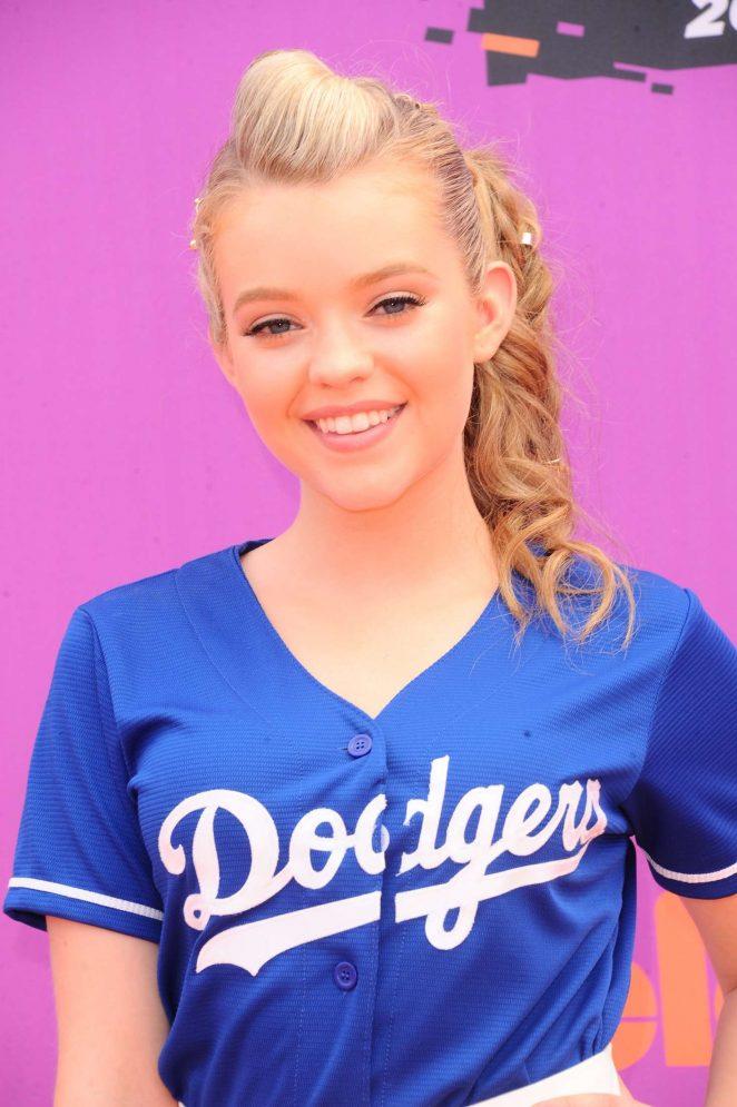 Jade Pettyjohn - Nickelodeon Kids' Choice Sports Awards 2017 in Los Angeles