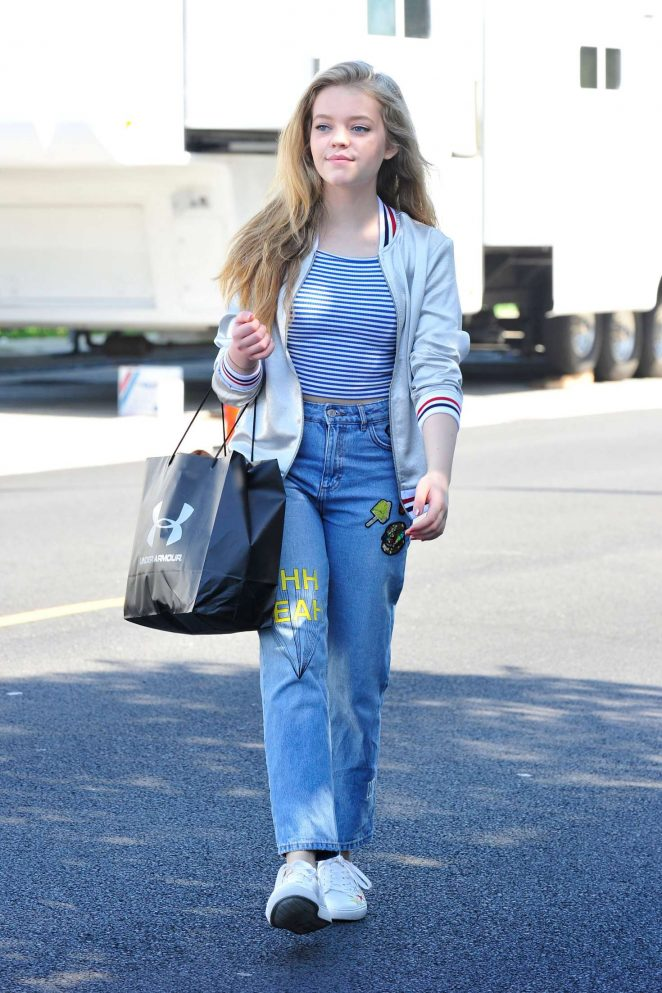 Jade Pettyjohn out and about in Los Angeles