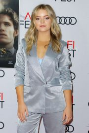 Jade Pettyjohn - 'The Aeronauts' Screening - AFI Fest in Los Angeles