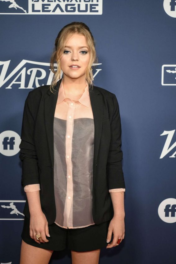 Jade Pettyjohn - Variety's Power of Young Hollywood 2019 in LA