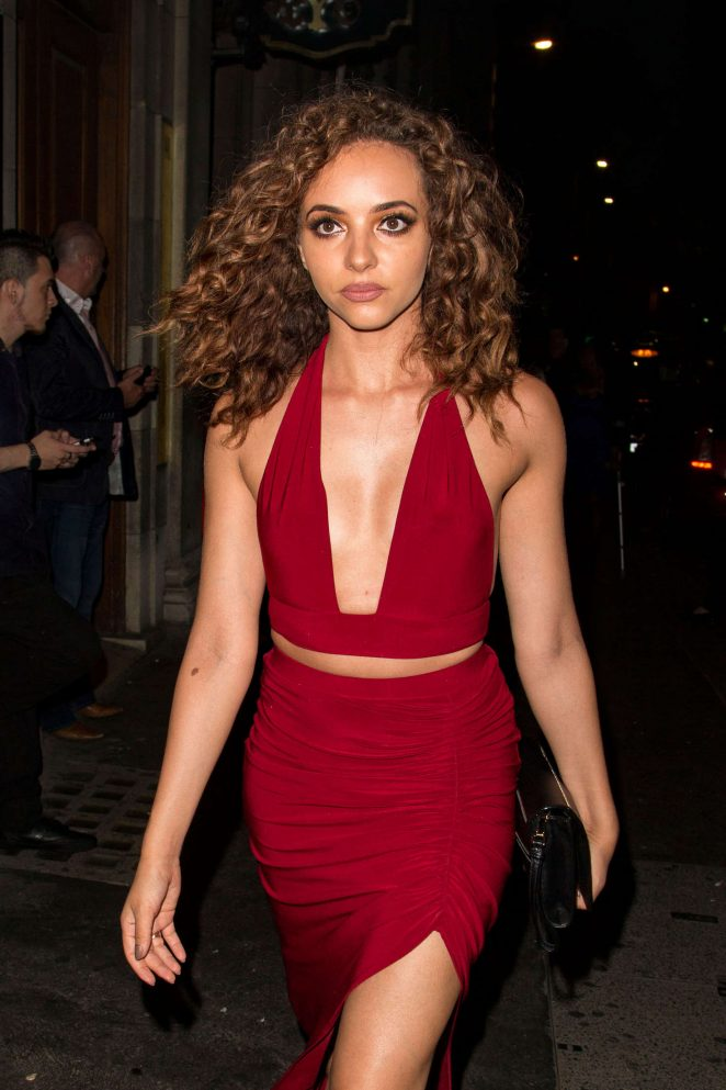 Jade Thirlwall - Party at Steam and Rye in London