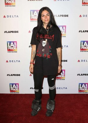 Jahan Yousaf - 2016 Pride Opening Night Festival Day 2 in LA