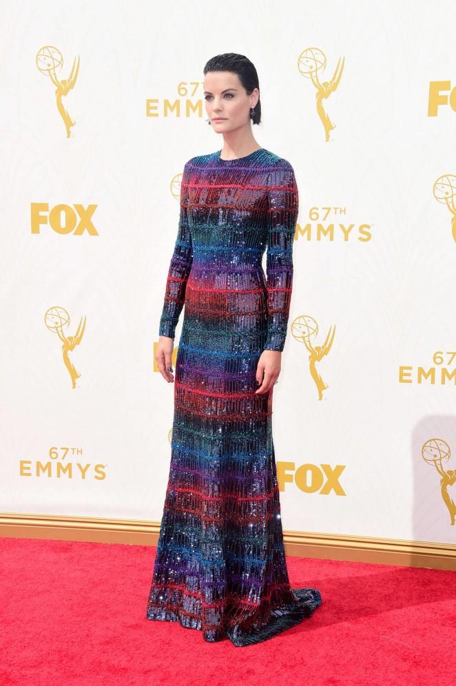 Jaime Alexander – The 67th Primetime Emmy Awards in Los Angeles