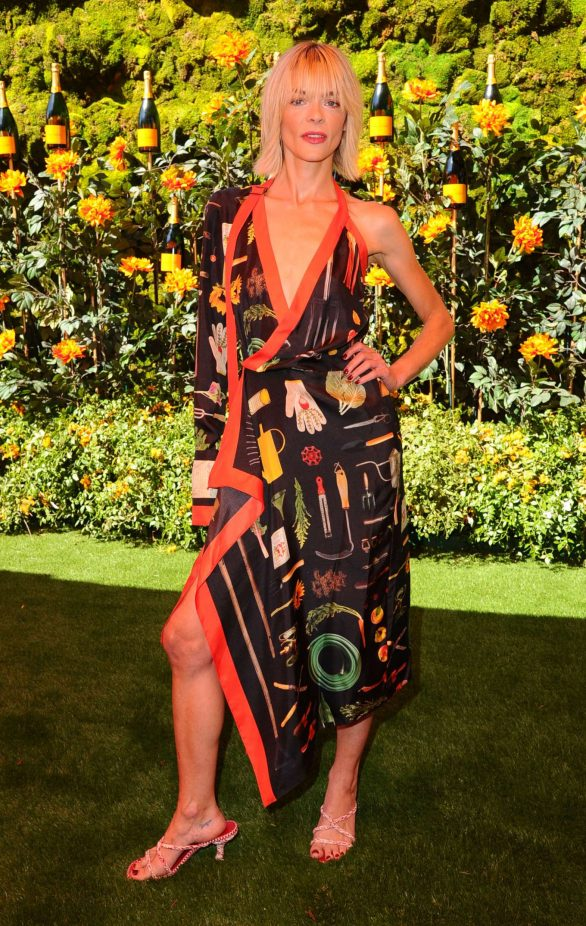 Jaime King - 2019 Veuve Clicquot Polo Classic in Los Angeles