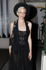 Jaime King - Arrives at Bella Hadids Dior Makeup Launch in West Hollywood