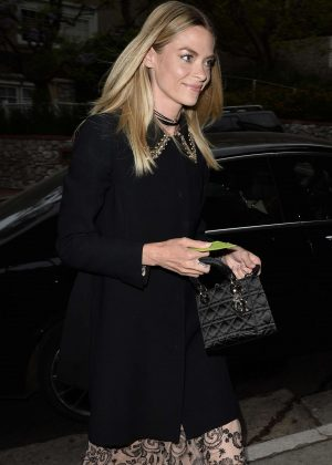 Jaime King - Arrives to The Sunset Marquis Hotel in LA