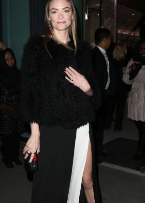 Jaime King at Diane Von Furstenberg Fashion Show in New York