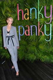 Jaime King - Attends the Hanky Panky Celebrate New Campaign in NYC