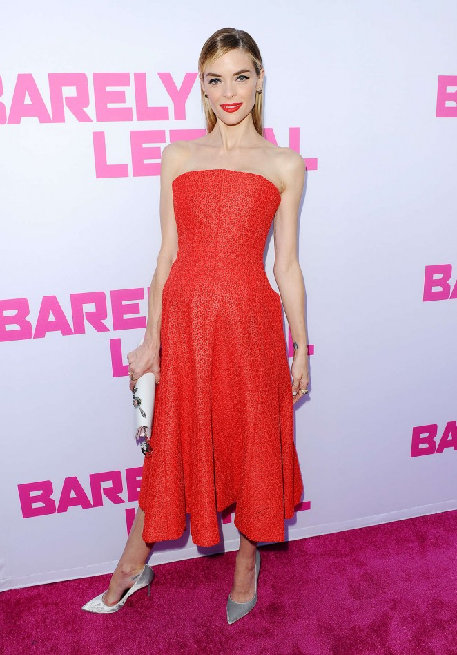 Jaime King - 'Barely Lethal' Premiere in Hollywood