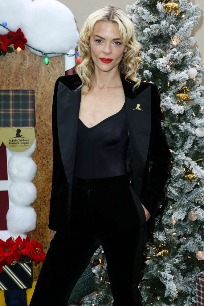 Jaime King – Brooks Brothers Annual Holiday Celebration To Benefit St. Jude in LA