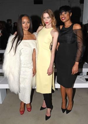 Jaime King - Cushnie Et Ochs 2016 Fashion Show in NYC