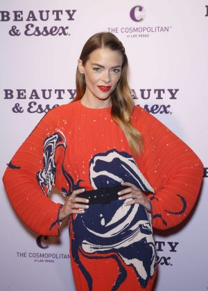 Jaime King - Grand Opening of Beauty and Essex in Las Vegas