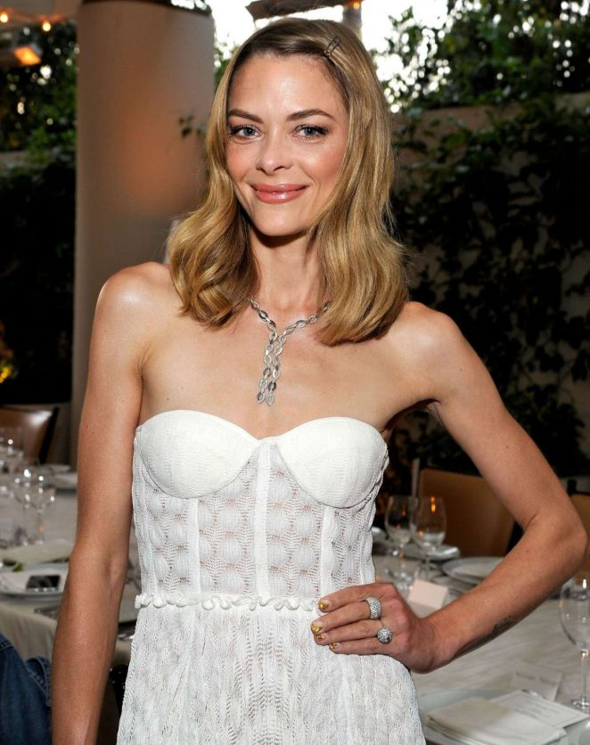 Jaime King - Haute Living's celebration of Lucy Hale's cover with Real is a Diamond in Beverly Hills