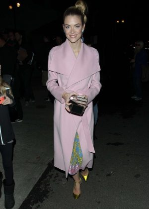 Jaime King - Leaving The Art of Elysium 20th Anniversary Celebration in LA