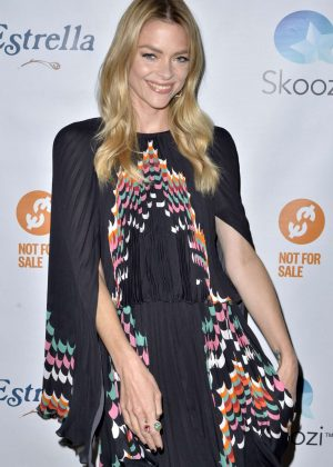 Jaime King - Not For Sale x Z Shoes Benefit in Los Angeles