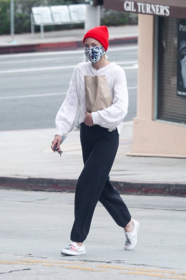 Jaime King - Out in Beverly Hills