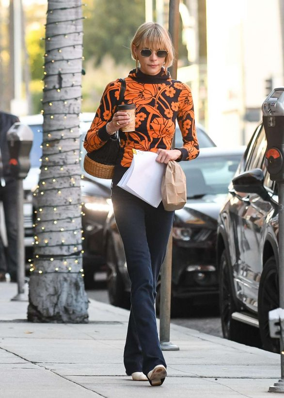 Jaime King - Out in Los Angeles
