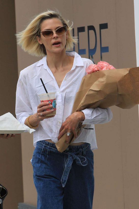 Jaime King - Out in West Hollywood