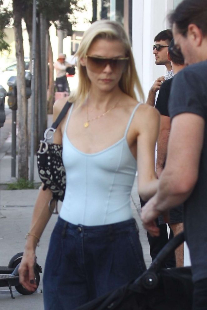 Jaime King – Out in West Hollywood