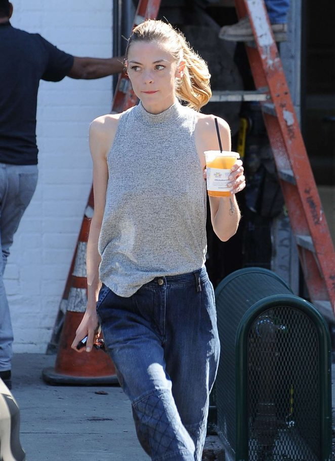 Jaime King out shopping in West Hollywood