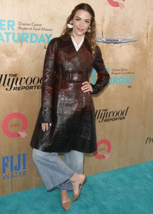 Jaime King - Ovarian Cancer Research Fund Alliance's 3rd Annual Super Saturday in Santa Monica