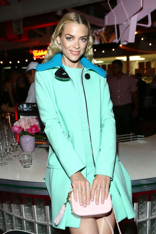 Jaime King - Pop and Suki Launch Party in Los Angeles