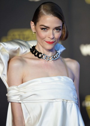 Jaime King - 'Star Wars: The Force Awakens' Premiere in Hollywood