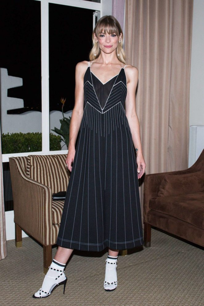 Jaime King - Valentino and Instyle Cocktail Party in Los Angeles