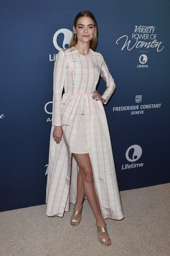 Jaime King - Variety 2015 Power Of Women Luncheon in Beverly Hills
