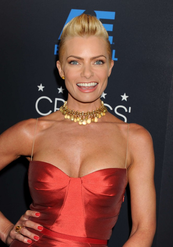 Jaime Pressly - 2015 Critics Choice Television Awards in Beverly Hills