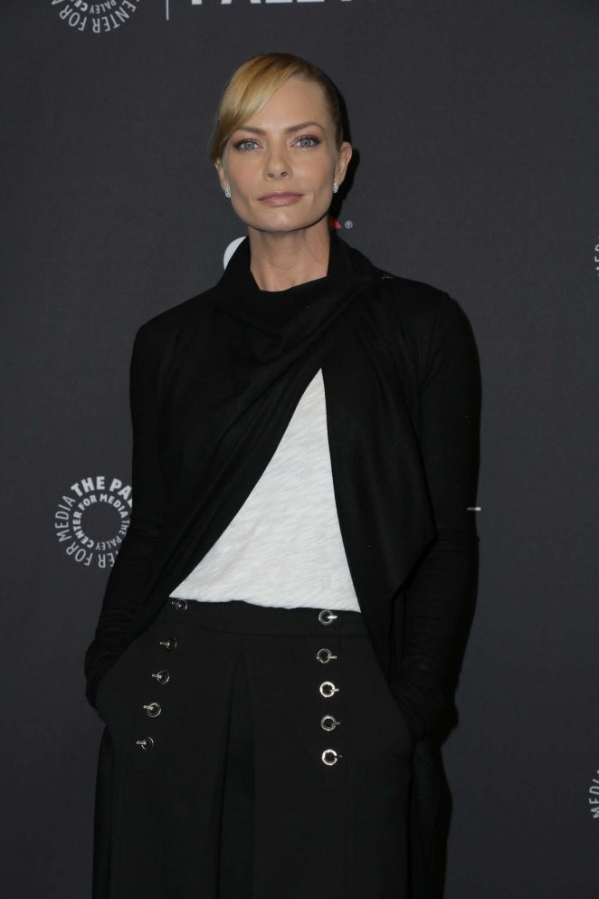 Jaime Pressly - 'Mom' TV Show Presentation at Paleyfest 2018 in Los Angeles